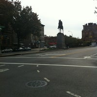 Photo taken at Grant Square by Danyel S. on 10/27/2012
