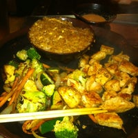 Photo taken at Osaka Japanese Steak And Sushi by Francisco H. on 10/27/2012