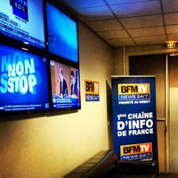 Photo taken at BFM TV by Jacques F. on 5/2/2013