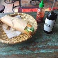 Photo taken at Banh Mi Stable by Anders Martin on 3/31/2017