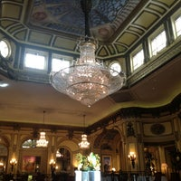 Photo taken at The St. Regis Rome by Colleen A. on 7/21/2013