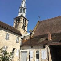Photo taken at Saint-Pourçain-sur-Sioule by Daphne v. on 7/18/2017