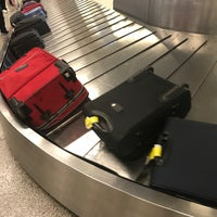 Photo taken at Ritiro Bagagli / Baggage Claim by Mikkel Y. on 10/22/2017