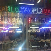 Photo taken at karaköy elektronik pasajı by Oguz Han E. on 5/11/2013
