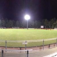 Photo taken at Alumni Stadium by Greg S. on 10/26/2013