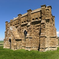 Photo taken at St Catherine's Chapel by snarkle on 5/26/2013