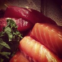 Photo taken at Joss Cafe & Sushi Bar by Adam G. on 3/22/2013