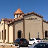 Photo taken at St Garabed Armenian Apostolic Church by John K. on 3/31/2013