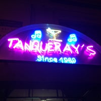 Photo taken at Tanqueray's Bar & Grille by Tony M. on 3/12/2013