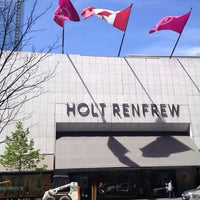 Photo taken at Holt Renfrew Centre by Susan P. on 5/27/2013