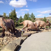 Photo taken at Royal Tyrrell Museum of Paleontology by Susan P. on 9/26/2013
