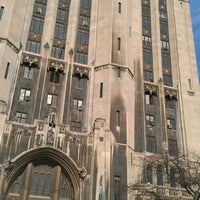 Photo taken at Masonic Temple by Eric D. on 11/18/2012
