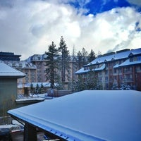 Photo taken at Grand Residences by Marriott, Lake Tahoe by MAECY on 11/10/2012