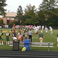 Photo taken at Collegiate School by Sam W. on 10/17/2013