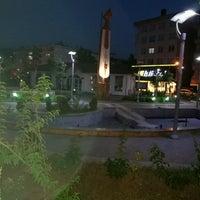 Photo taken at Kemençe Kültür Parkı by Samet Ö. on 8/19/2016