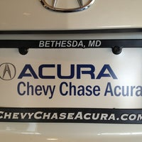 Photo prise au Chevy Chase Acura par George M. le1/8/2013