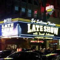 Photo taken at Ed Sullivan Theater by Eddiehollywood on 12/16/2012