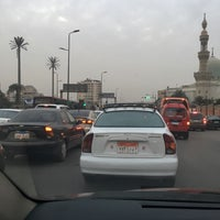 Photo taken at Moustafa El-Nahas St. by Henar S. on 11/28/2016