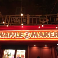 Photo taken at Waffle Maker by Henar S. on 9/14/2016