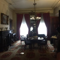 Photo taken at Merchant's House Museum by Laurence H. on 7/9/2016