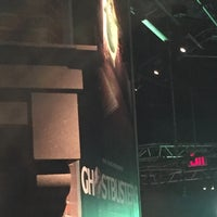 Photo taken at Ghostbusters Experience at Madame Tussauds by Laurence H. on 7/15/2016