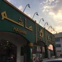 Photo taken at Hashim Restaurants by Abdulrhman W. on 10/18/2017