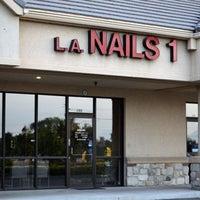Photo taken at LA Nails 1 by LA Nails 1 on 12/8/2014
