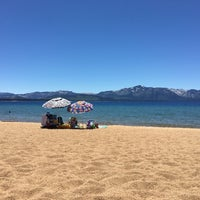 Photo taken at Lake Tahoe, NV by Mehmet U. on 7/11/2016
