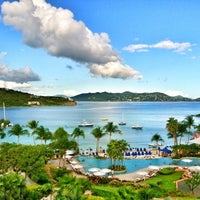 Photo taken at The Ritz-Carlton, St. Thomas by Josh J. on 10/16/2012