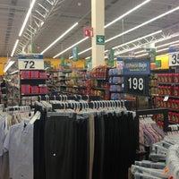 Photo taken at Walmart by Erik M. on 1/16/2013