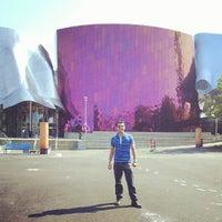 9/14/2012にHugo D.がSeattle Center - Movies at the Muralで撮った写真