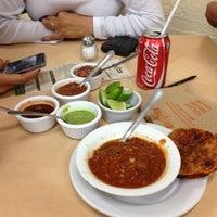 Photo taken at El Farolito by DF P. on 11/7/2012