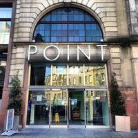 Photo taken at Point Hotel by Aurelie S. on 4/7/2013