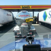 Photo taken at Love's Travel Stop by Lerone W. on 7/31/2013