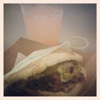 Photo taken at St. Paul Food Truck Court by Anthony S. on 5/29/2013