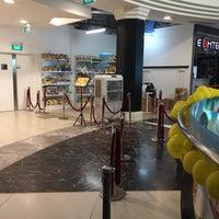 Photo taken at Pokemon Cafe Singapore by Holden K. on 12/4/2016