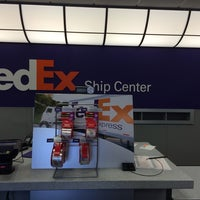Photo taken at FedEx Ship Center by Holden K. on 4/11/2014