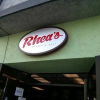 Photo taken at Rhea's Market & Deli by Holden K. on 7/27/2013