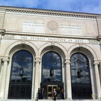 Photo taken at Detroit Institute of Arts by Marco Túlio P. on 10/6/2012