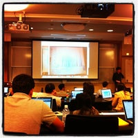 Photo taken at University of Michigan School of Information by Marco Túlio P. on 9/17/2012