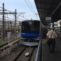 Photo taken at 東武大宮駅 1-2番線ホーム by だいきち on 8/31/2013