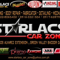 Photo taken at STARLACS CAR ZONE 2 by Aubrey L. on 5/10/2013