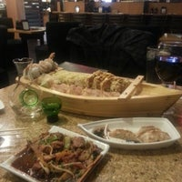 Photo taken at Wasabi Sushi Centennial by Cris B. on 10/17/2012