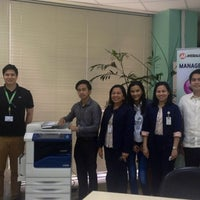 Photo taken at Meralco Business Center by Ohhhms O. on 1/21/2014