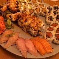 Photo taken at Shogun Sushi by John S. on 1/18/2016