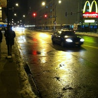 Photo taken at CTA Bus Stop 4901 by Bill D. on 2/6/2013