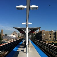 Photo taken at CTA - Thorndale by Bill D. on 9/30/2013