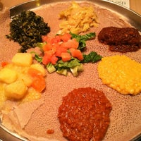 Photo prise au Ethiopian Diamond par Bill D. le1/19/2013