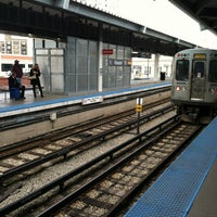 Photo taken at CTA - Howard by Bill D. on 3/27/2013