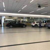 Photo Taken At Fletcher Jones Mercedes Benz And Audi Service Center By Bill  D ...
